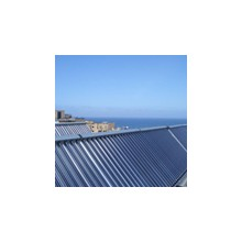 The Suntask Solarflo hot water system